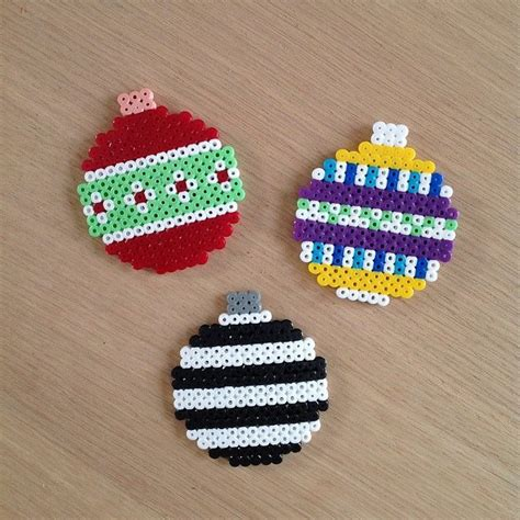 perler bead ornaments 17 best images about perler on