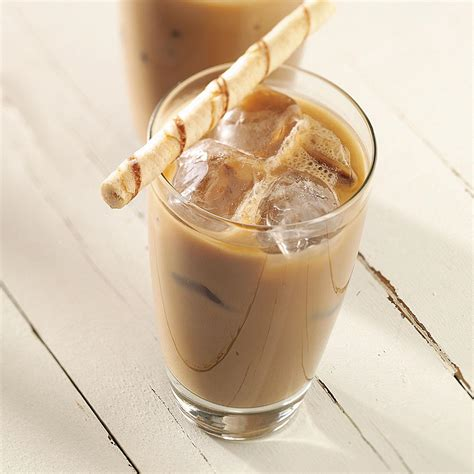iced espresso iced coffee latte recipe taste of home
