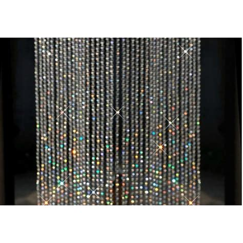 crystal drapes crystal curtain 2m