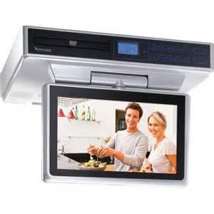 Kitchen Televisions Under Cabinet Venturer Venturer Klv39103 10 Quot Under Cabinet Lcd Tv Dvd