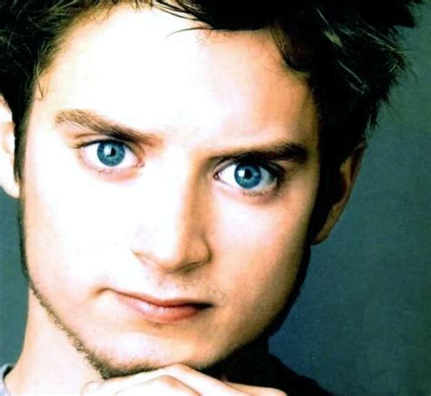 elijah wood eyes most gorgeous blueish grey eyes poll results hottest