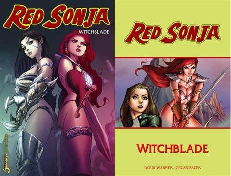 Witchblade Sonja comicdom descarga de comics sonja witchblade