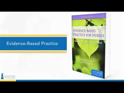 evidence based practice for nurses appraisal and application of research books navigate efolio evidence based practice for nurses