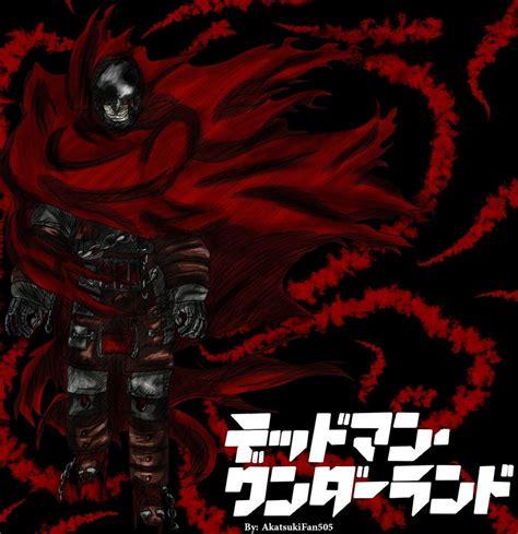 red man deadman wonderland deadman wonderland red man by akatsukifan505 on deviantart