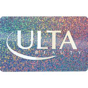25 ulta gift card giveaway style on mainstyle on main