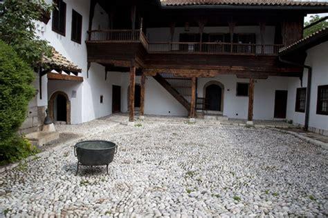 ottoman bosnia courtyard of the svrzo house typical exle of ottoman