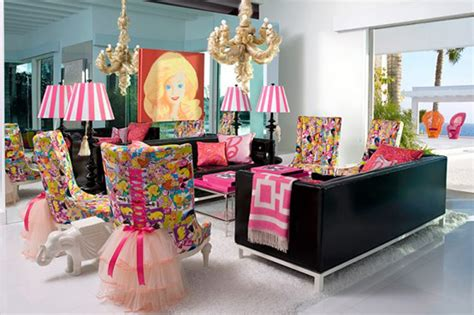 barbie home decor cute living room decors plans iroonie com