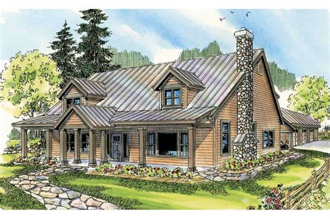 lodge house plans lodge style house plans elkton 30 704 associated designs