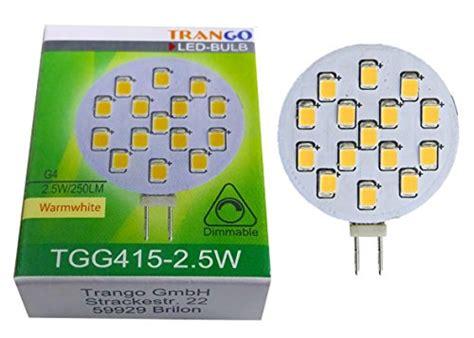 Lu Led 5w 5watt 5watt Mr 16 Halogen Lu Sorot trango 174 5er pack tgg415 2 5w dimmbare g4 led 12v ac dc ca