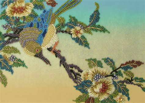 Bead Embroidery Tutorials and Designs   Beads East