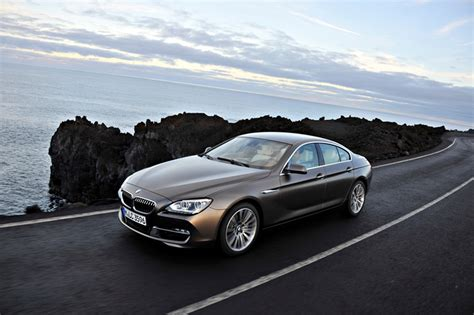 2013 Bmw 6 Series by 2013 Bmw 6 Series Gran Coupe Officially Unveiled With Four