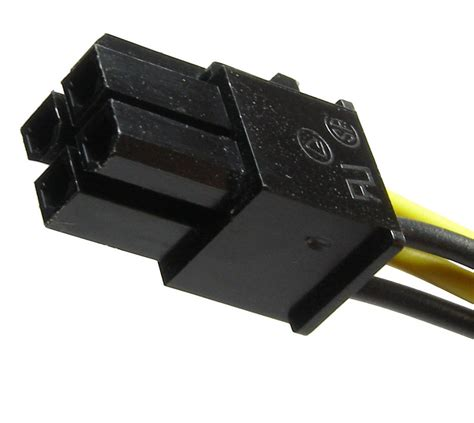 4 pin l socket power supply is the 4 pin psu connector required