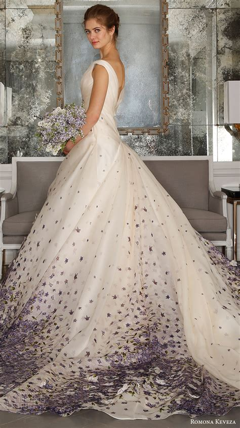 wedding dresses color romona keveza 2017 wedding dresses ode to