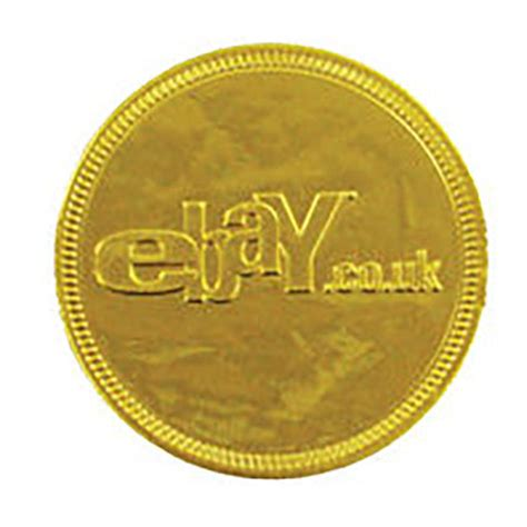 38mm embossed chocolate coins personalised chocolate
