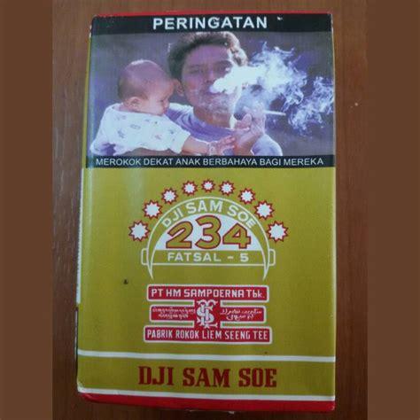 Rokok Dji Sam Soe Di Pasaran jual rokok dji sam soe toko dion