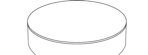 Hockey Puck Template Large Bauer Skate Sizing Template