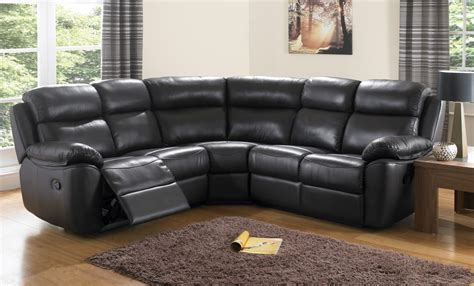 Living Room Ideas With Black Leather Sectional
