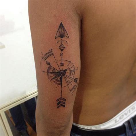 Bussolatatuagem Yancamardelli Flechatattoo Ink Inkideas Tatto Bussola
