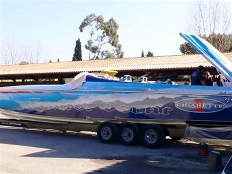 cigarette boat st tropez cigarette 46 rider xp for sale daily boats buy review