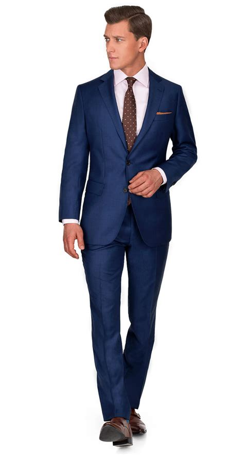 Handmade Suit - custom suits made to measure for you from italian