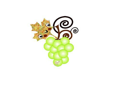 imagenes de uvas kawaii gifs animados de uvas gifs animados