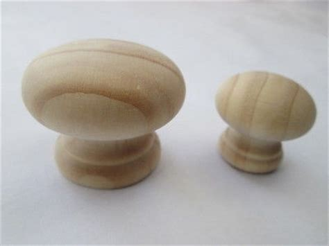 Wooden Cupboard Door Knobs by 10 X Wooden Pine Cupboard Cabinet Chest Drawer