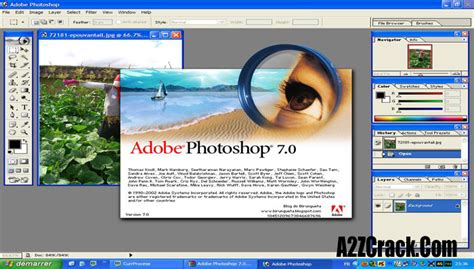 computer software free download adobe photoshop 7 0 full version adobe photoshop 7 0 free download by a2zcrack