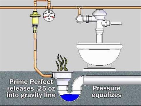 Precision Plumbing Products Pr 500 by Automatic Floor Drain Trap Primer Valve Meze
