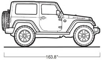 Jeep Wrangler Drawing Jeep Wrangler Official Drawing Recherche Planes