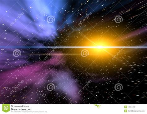 taking a stock of space lighting and design in your abstraction space mistical light stock photos image