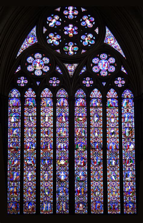 stained glass window images
