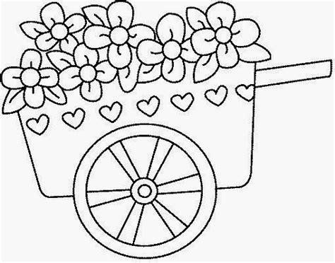 dibujos de macetas con flores para colorear banco de imagenes y fotos gratis dibujos de flores para