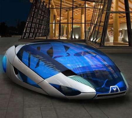 water powered pod cars hxo