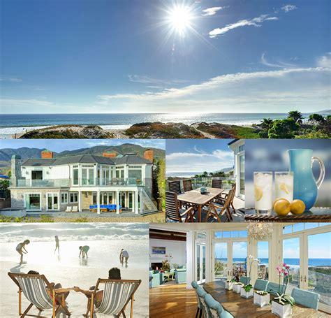 malibu vacation homes steps from the sand from ordinary malibu luxury