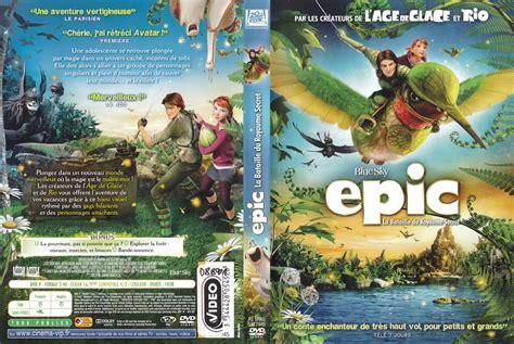 epic la bataille du royaume secret film complet partie 1 jaquette de epic la bataille du royaume secret de