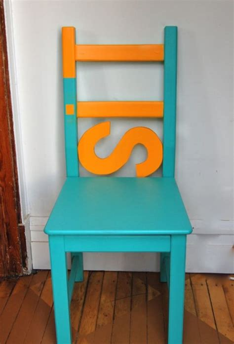 colorful diy ikea sigurd bench hack shelterness 9 great ikea chairs and stools makeover ideas shelterness
