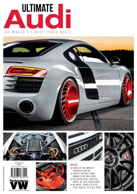 Vw Audi Magazin by Performance Vw Magazine Ultimate Audi Collector S Ed