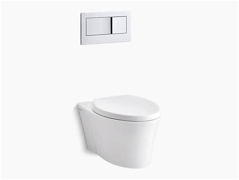 Kohler Water Closet k 6303 veil wall hung toilet with reveal seat kohler