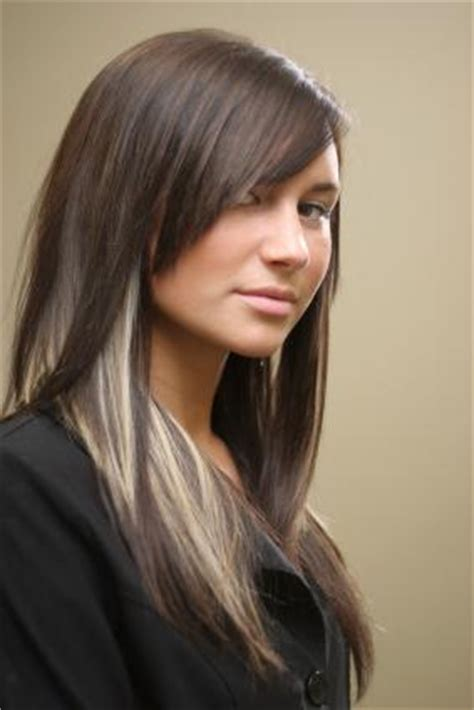 2 town hair color styles two tone hair color ideas and pictures