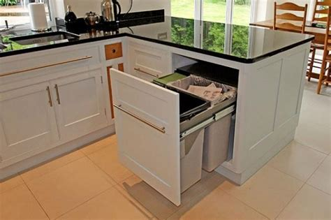 Kitchen Bin Ideas | kitchen waste bin interior design ideas