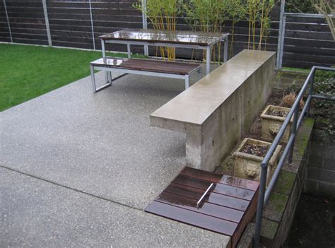 Backyard Nature Products 8073 Hardscape Modern Patio Seattle By Brownwork