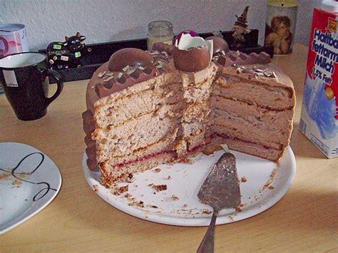 Kinderschokoladen Kuchen Rezept by Kinderschokoladen Torte Cookie Princess Chefkoch De
