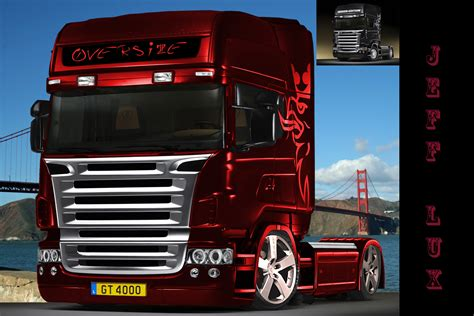scania truck 11th virtual car tuning battle scania truck we are