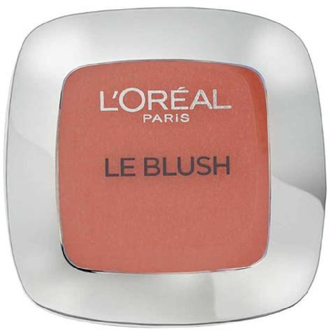 Loreal Blush On l or 233 al cosmetics true match blush 160