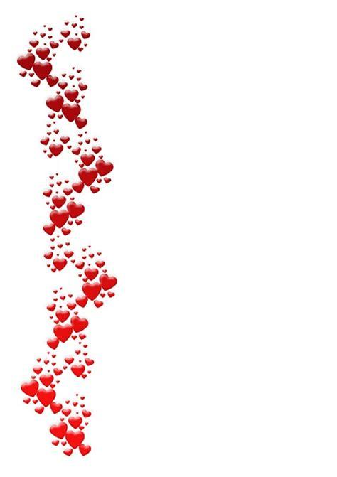 Word Vorlage Liebesbrief kostenlose illustration herz liebe briefpapier rand