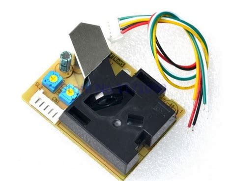Pm2 5 Dust Sensor buy dust sensor pm2 5 ppd42nj ppd42ns with cable in