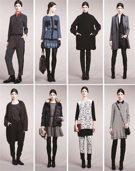 Winter Work Wardrobe dresses for 50 fall fashion 2013
