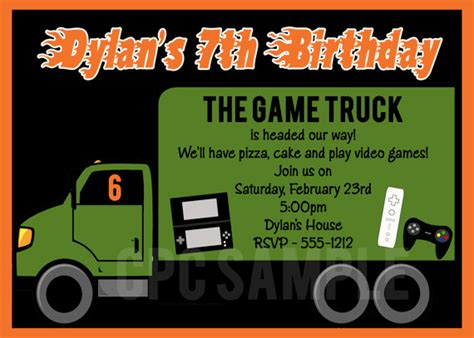free printable birthday invitations video games video game birthday party invitations printable or