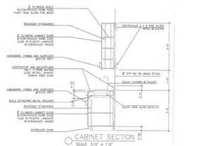 Kitchen Cabinet Detail Autocad Stevenvoelker