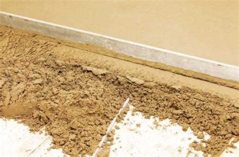 Sand Concrete Floor by Floor Screeds Roadstone Leading Supplier Of Building
